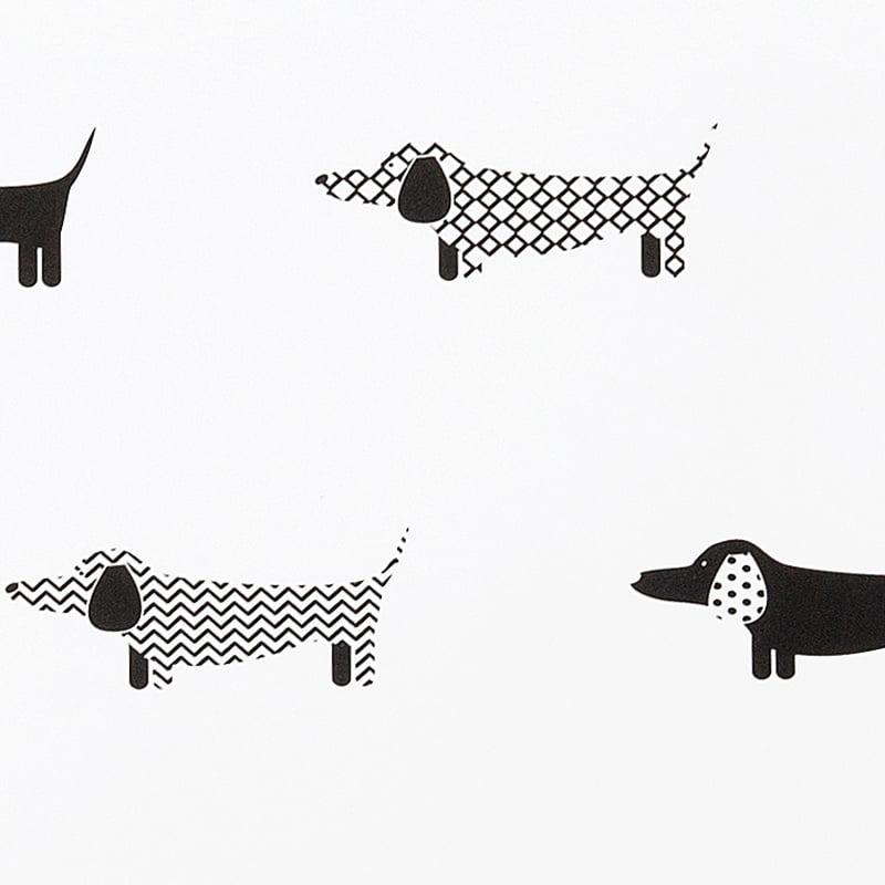 cork backed placemats coasters dachshund panache upclose web