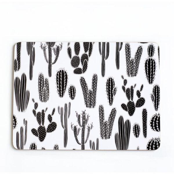 Cactus cork placemat