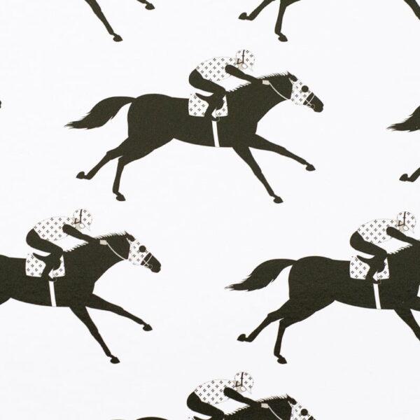 racehorse placemat pattern web