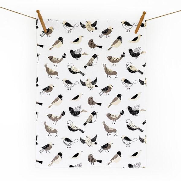 Bird banter teatowel singleweb