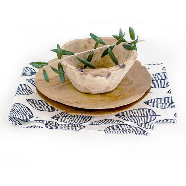 Lush leaf teatowel lifestyleweb