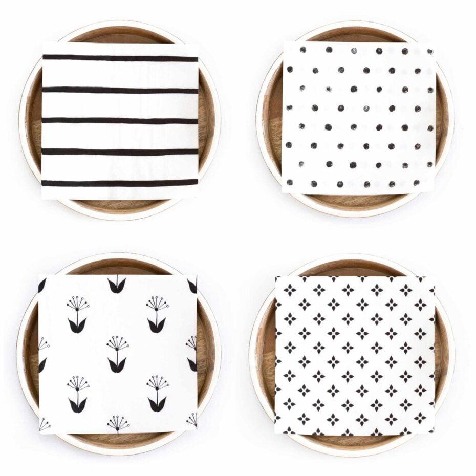 paper napkins bundle